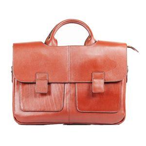 کیف زنانه چرم چهل ستون مدل دیپلمات وکیلی کد Br-2