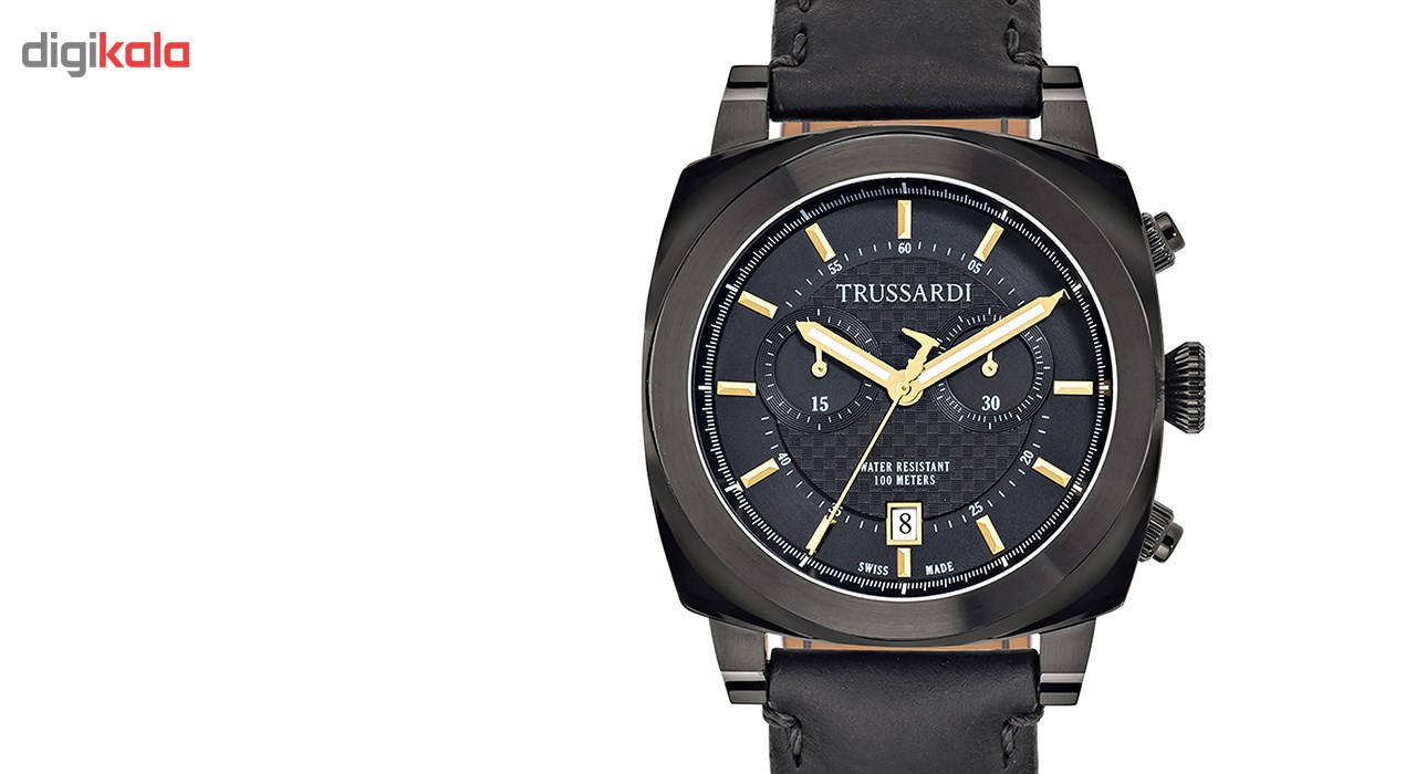 خرید ساعت مچی عقربه ای مردانه تروساردی مدل TR-R2471602003