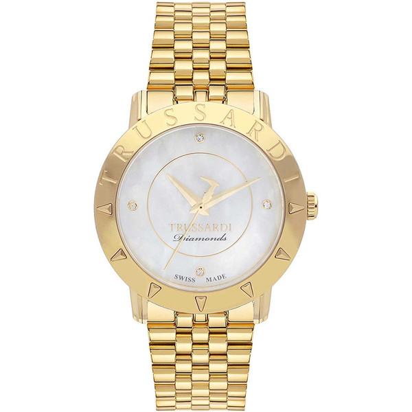 ساعت مچی عقربه ای زنانه تروساردی مدل TR-R2453108502