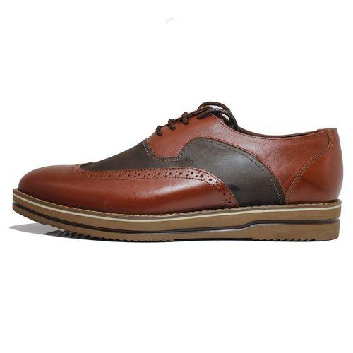 کفش مردانه چرم طبیعی ژست مدل 3055