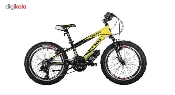 دوچرخه کوهستان ویوا مدل VORTEX سایز 20