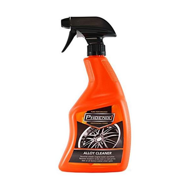 اسپری تمیز کننده و براق کننده  رینگ خودرو فونیکس1  مدل Alloy