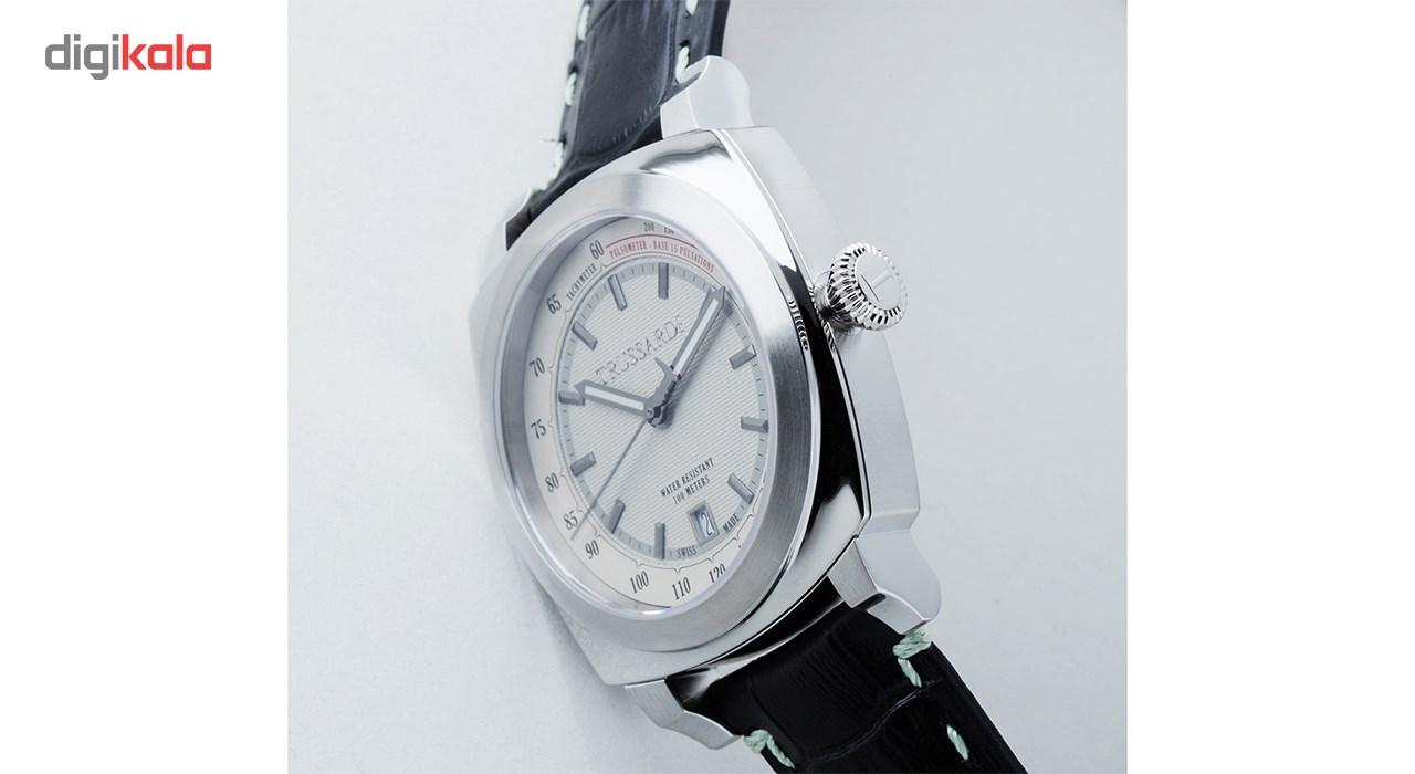 ساعت مچی عقربه ای مردانه تروساردی مدل TR-R2451102002