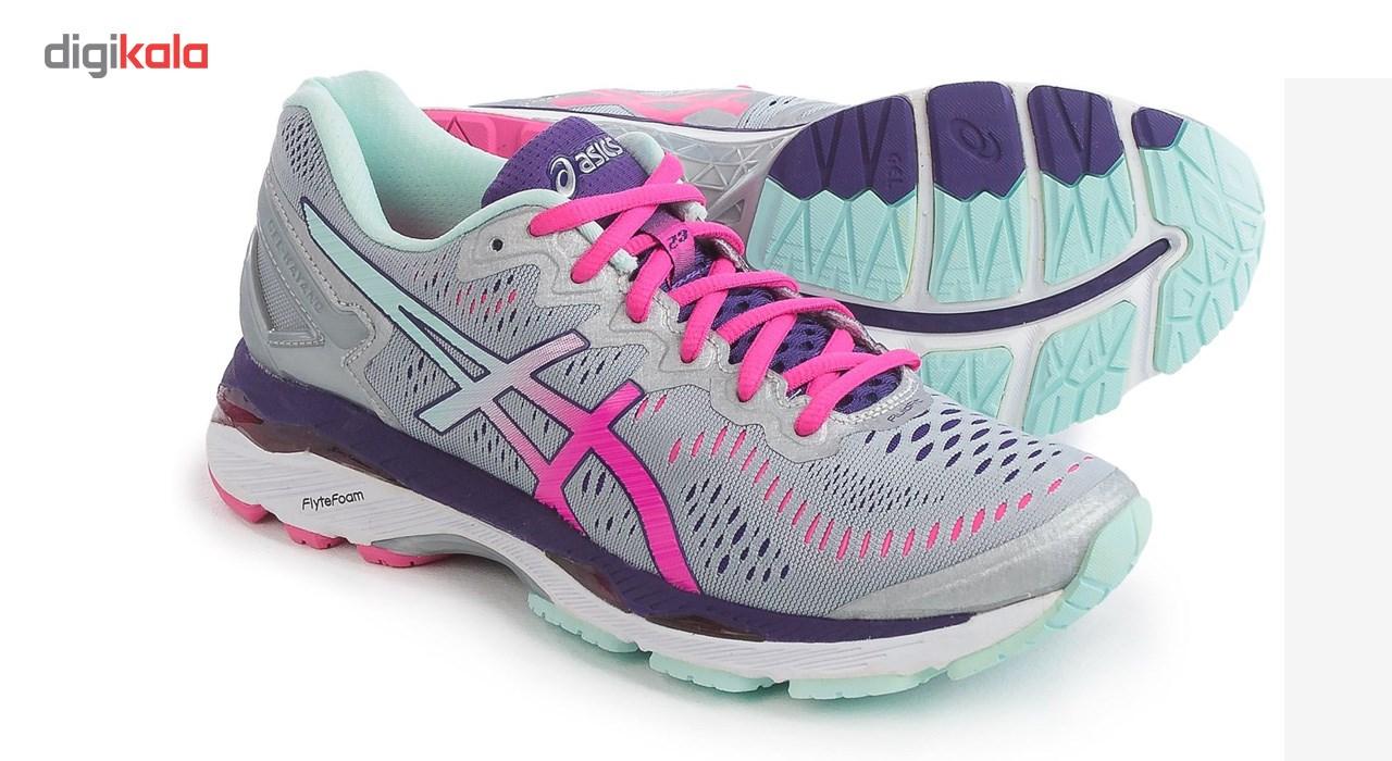 کفش ورزشی زنانه اسیکس مخصوص دویدن و پیاده روی مدل Gel kayano 23