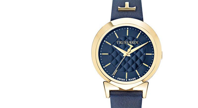 ساعت مچی عقربه ای زنانه تروساردی مدل TR-R2451105507
