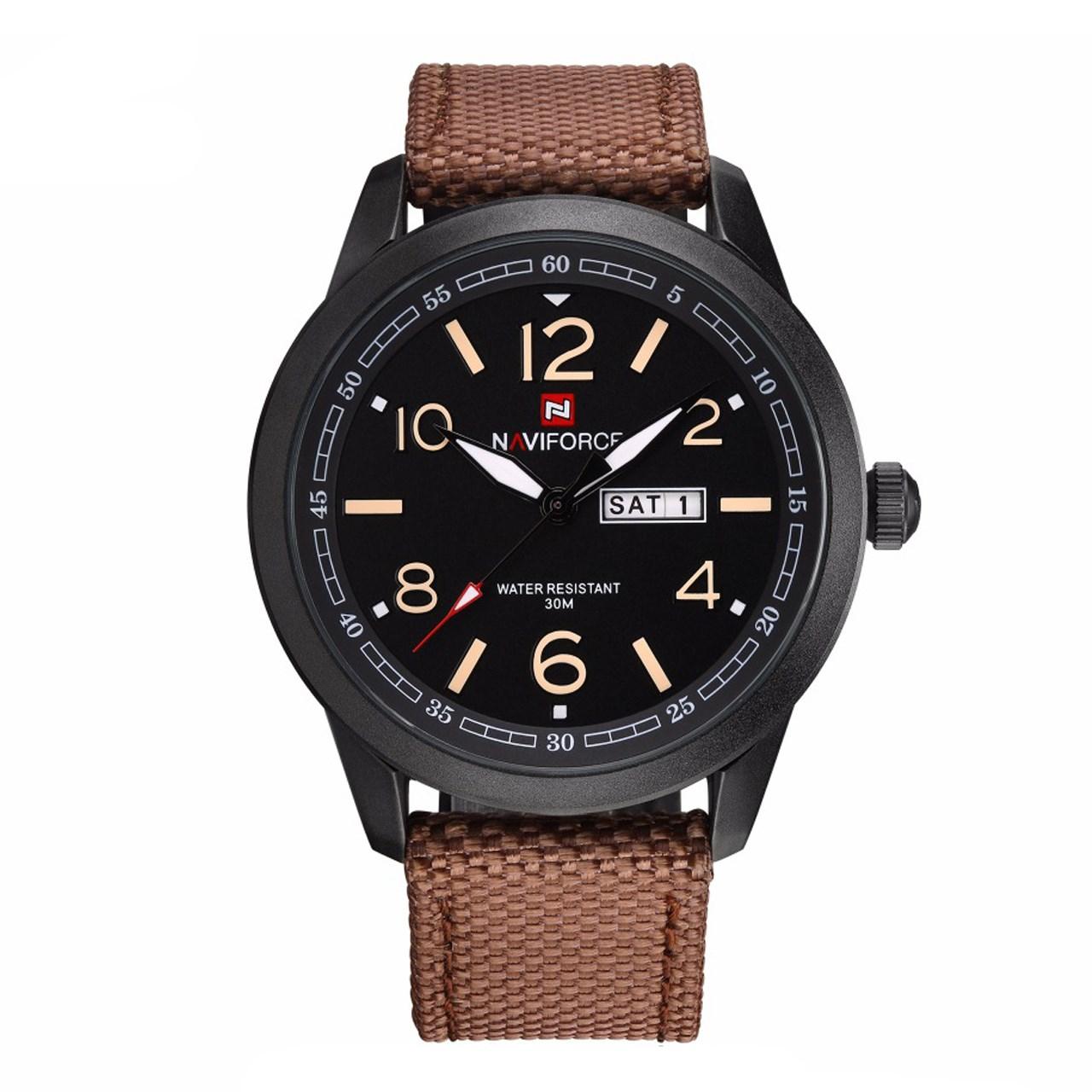 ساعت مچی عقربه ای مردانه نیوی فورس مدل NF9101M/BBY