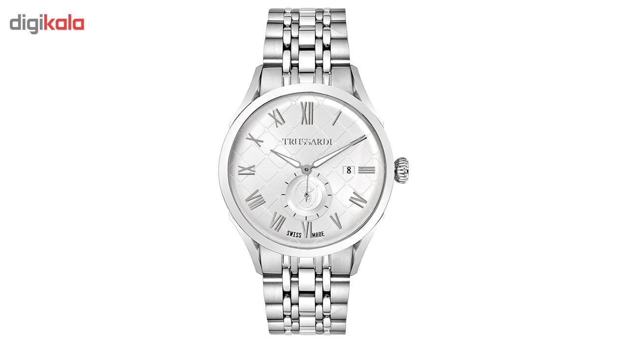 خرید ساعت مچی عقربه ای مردانه تروساردی مدل TR-R2453105003