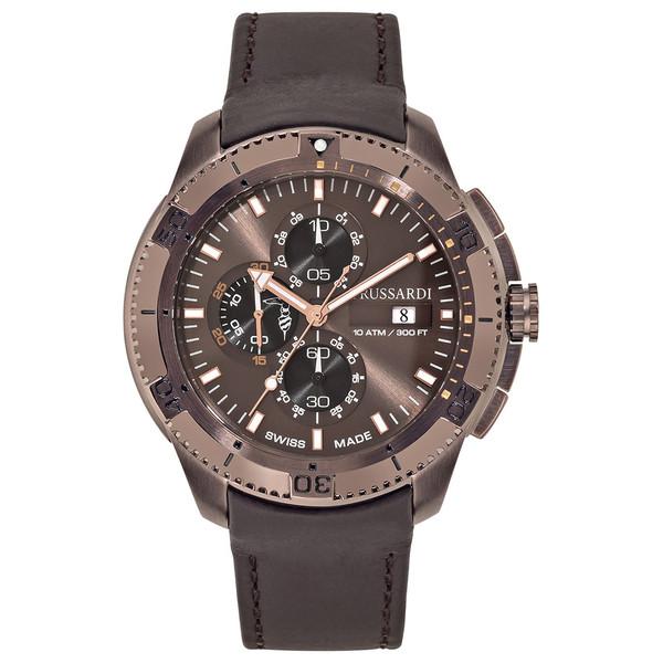ساعت مچی عقربه ای مردانه تروساردی مدل TR-R2471601002