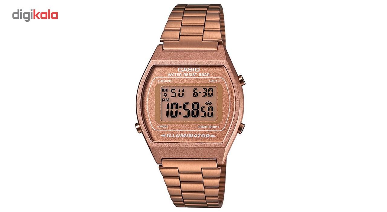 ساعت مچی دیجیتال کاسیو مدل B640WC-5ADF             قیمت
