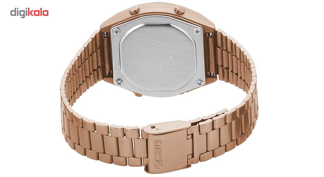 ساعت مچی دیجیتال کاسیو مدل B640WC-5ADF -  - 3