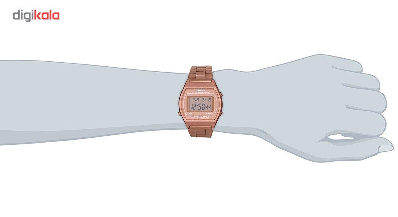ساعت مچی دیجیتال کاسیو مدل B640WC-5ADF -  - 2
