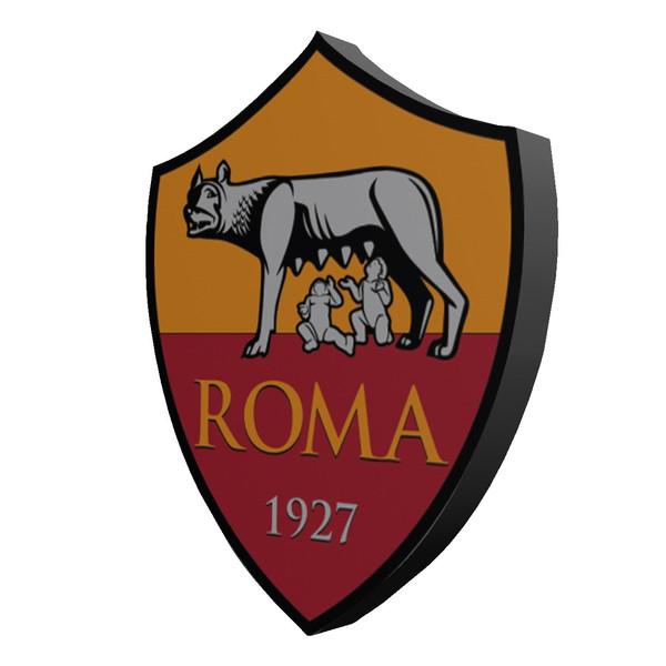 استیکر چوبی آ اس رم بانیبو مدل Roma