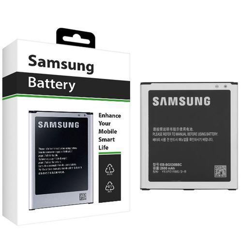 باتری موبایل مدل EB-BG530BBU با ظرفیت 2600mAh مناسب برای گوشی موبایل سامسونگ Galaxy J5 2015