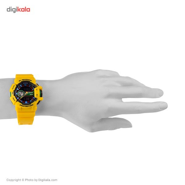 ساعت  کاسیو جی شاک مدل G-Shock GA-400-9ADR