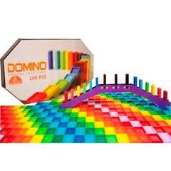 بازی فکری فکرانه مدل دومینو 200 قطعه