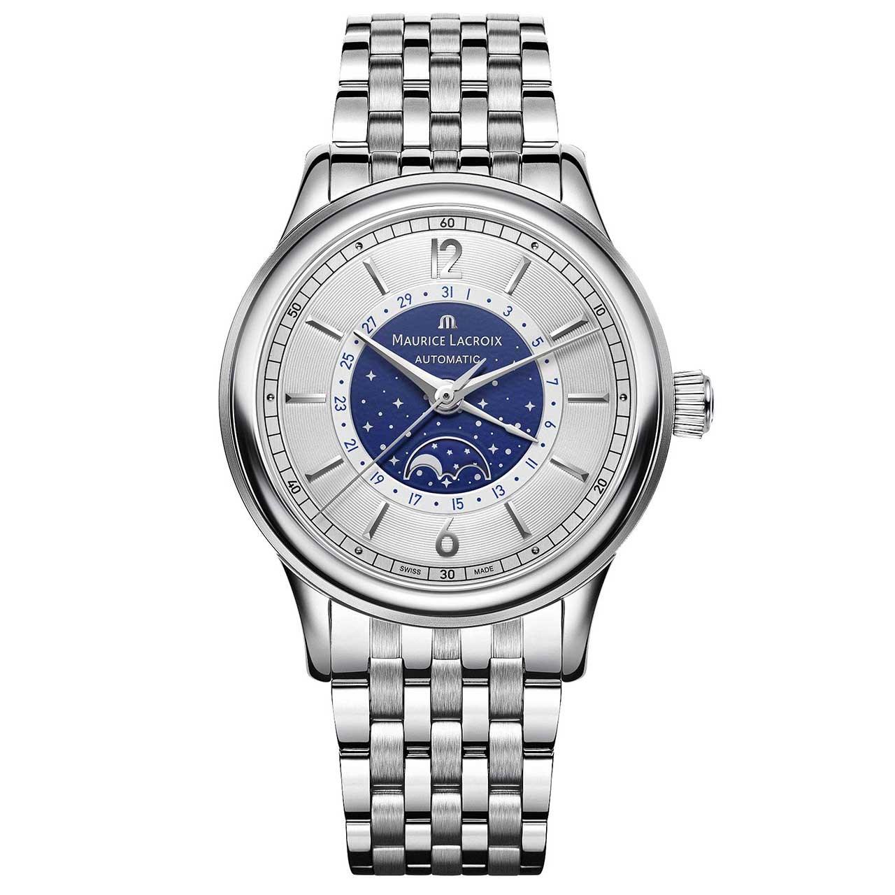 ساعت مچی  مردانه موریس لاکروا مدل LC6168-SS002-122-1              اصل