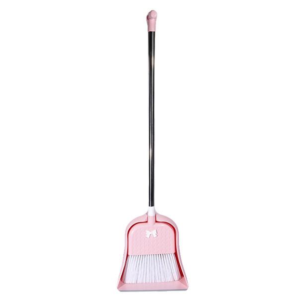 جارو خاک انداز بروفه مدل Pink