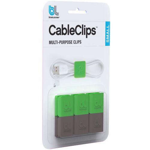 نگهدارنده کابل بلولانژ مدل CableClip Small بسته 6 عددی