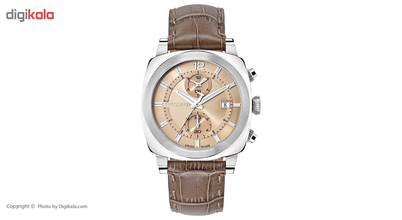 خرید ساعت مچی عقربه ای مردانه تروساردی مدل TR-R2451102005