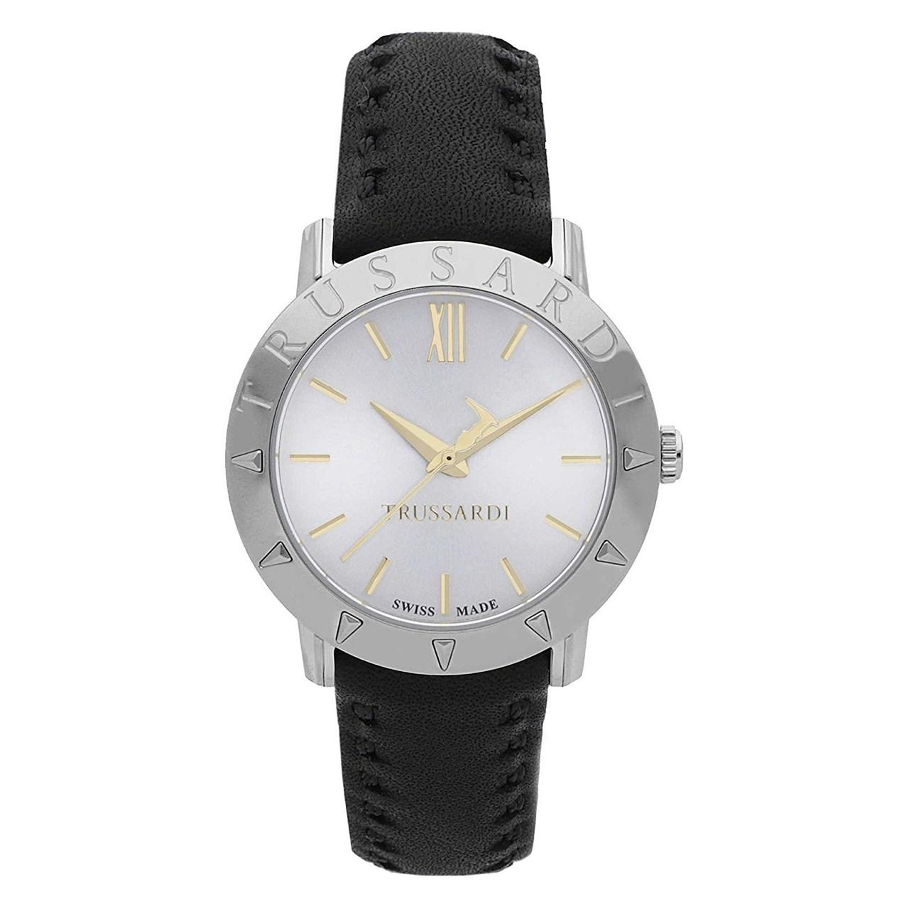 ساعت مچی عقربه ای زنانه تروساردی مدل TR-R2451108504