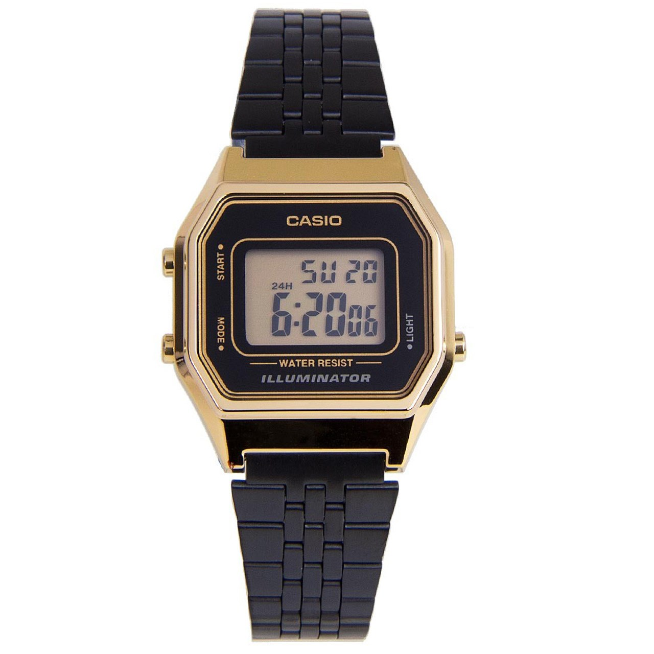 ساعت مچی دیجیتالی زنانه کاسیو مدل LA680WEGB-1ADF 30