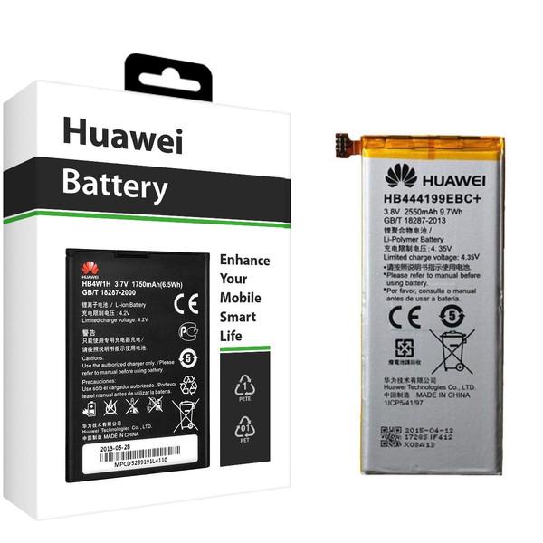 باتری موبایل  مدل HB444199EBC با ظرفیت 2550mAh مناسب برای گوشی موبایل هوآوی Honor 4C