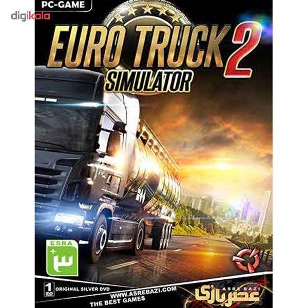 بازی کامپیوتری Euro Truck Simulator 2 main 1 1