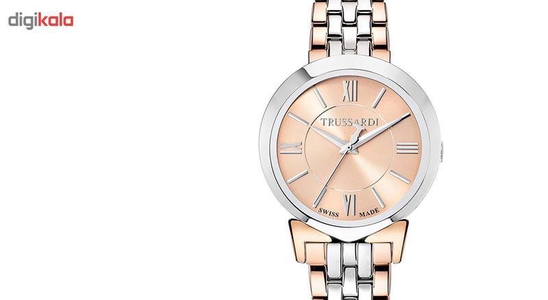 ساعت مچی عقربه ای زنانه تروساردی مدل TR-R2453105502
