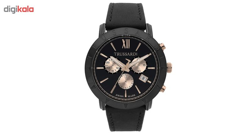 ساعت مچی عقربه ای مردانه تروساردی مدل TR-R2471607001