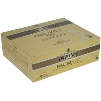 چای سیاه کیسه ای ارل گری توینینگز بسته 100 عددی