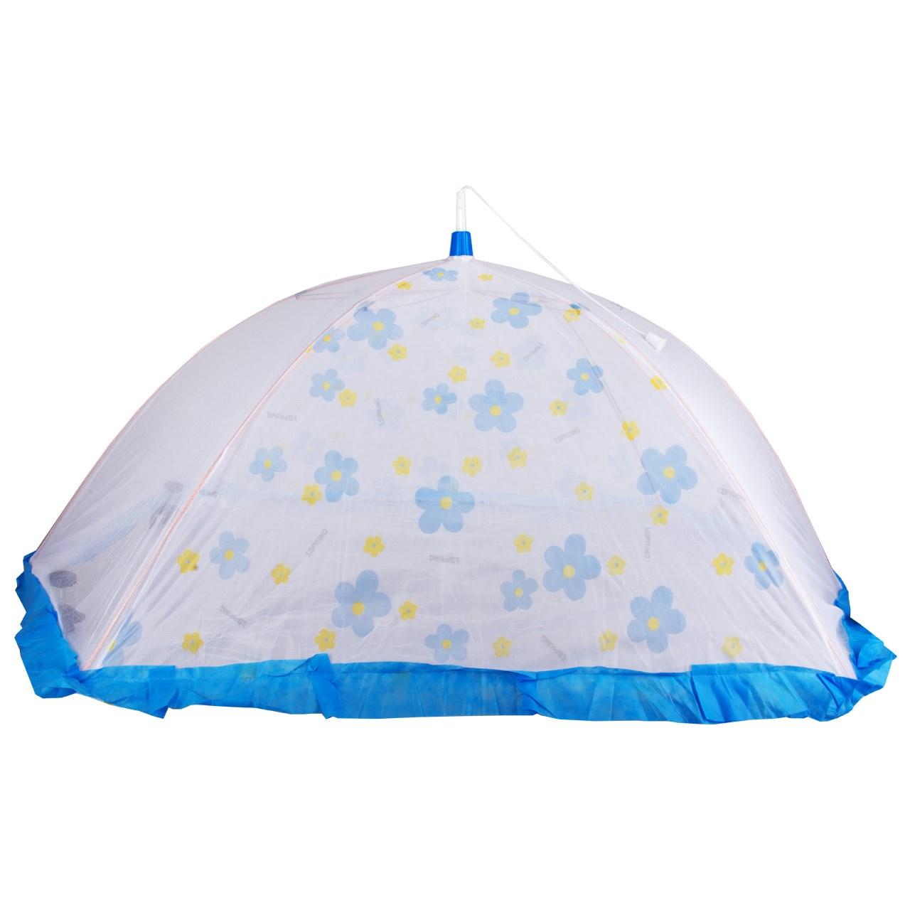 پشه بند چتری کودک مدل گل