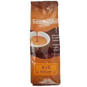 بسته قهوه کافه دوناتلو مدل بار میلانو 80 درصد عربیکا