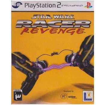 بازی Star Wars Racer Revenge مخصوص PS2