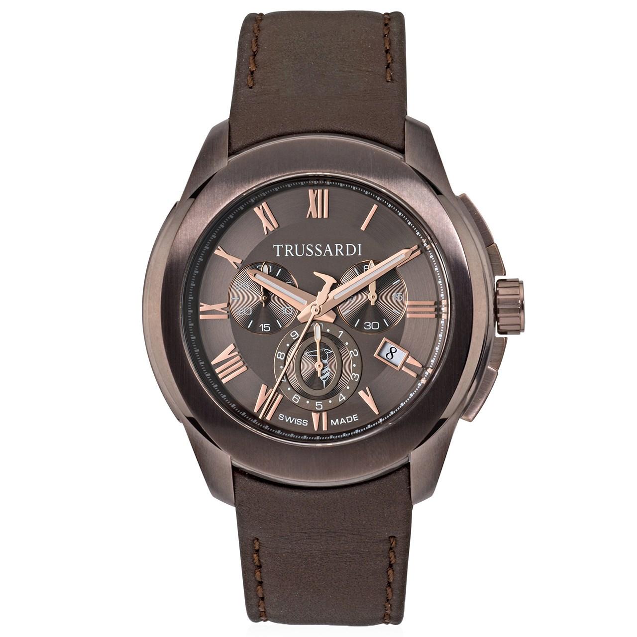 خرید ساعت مچی عقربه ای زنانه تروساردی مدل TR-R2471100001