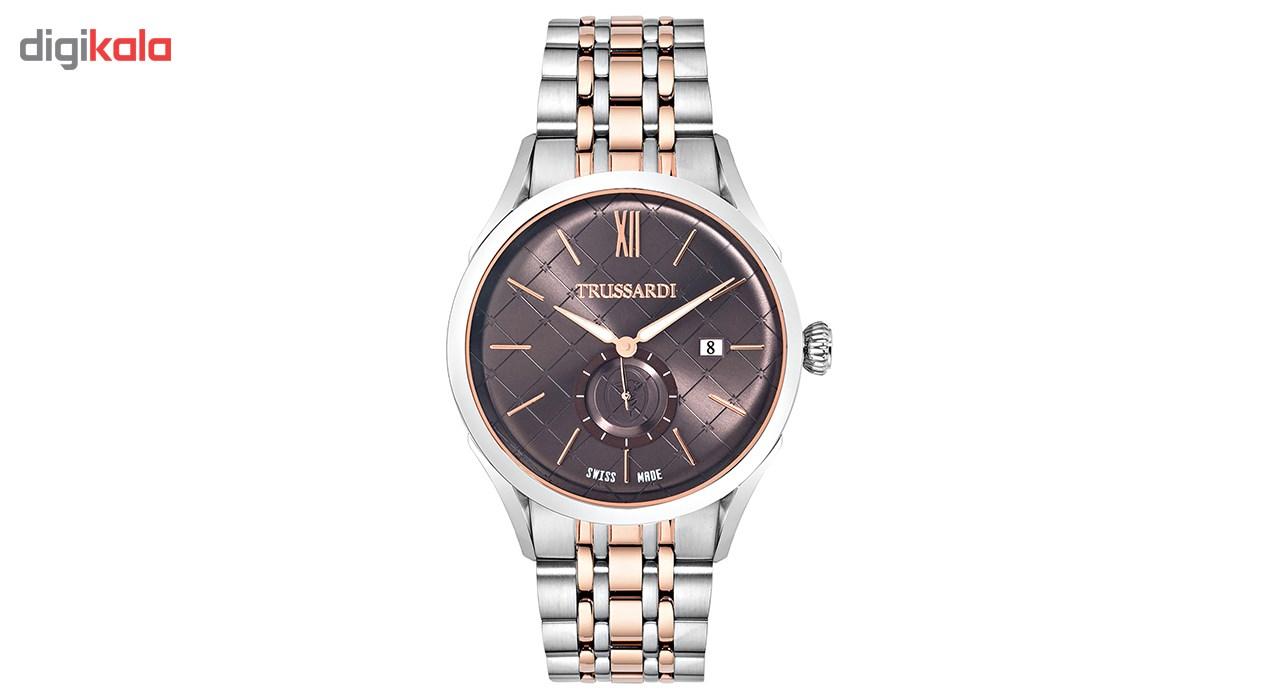 ساعت مچی عقربه ای مردانه تروساردی مدل TR-R2453105002