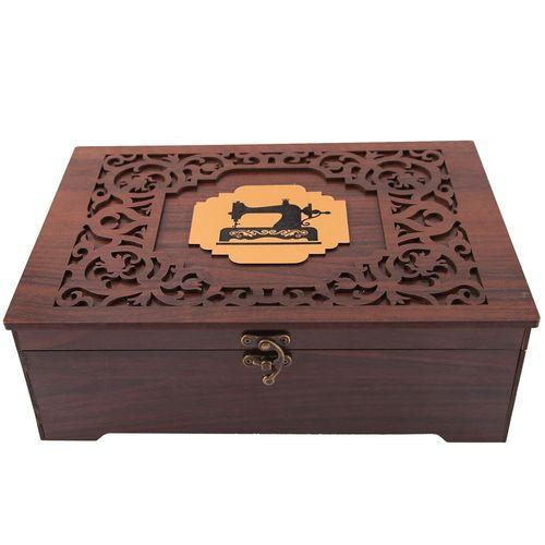 جعبه لوازم خیاطی گالری افرا کد 197018