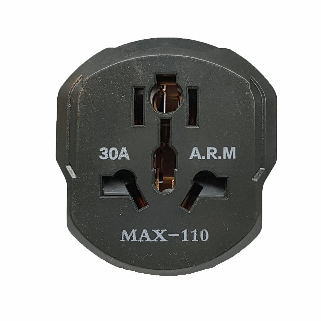 مبدل برق MAX-110 مدل 250V30A