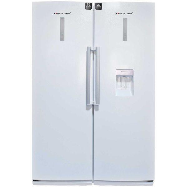 یخچال فریزر دوقلوی هاردستون مدل HD5 | Hardstone HD5 Refrigerator