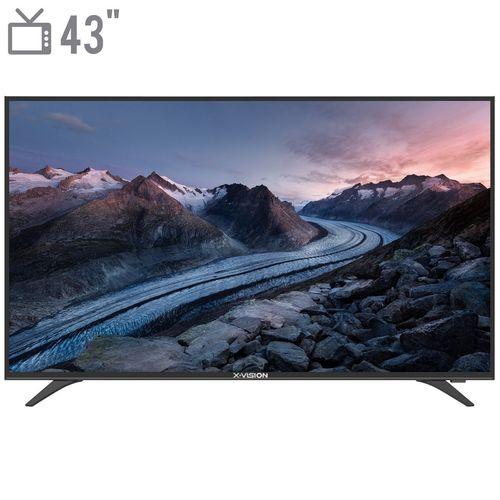 تلویزیون ایکس ویژن مدل 43XT520 سایز 43 اینچ