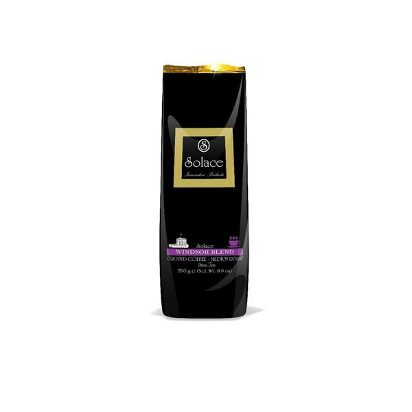 قهوه سولیس مدل WINDSOR GROUND COFFEE MEDIUM ROAST  بسته 250 گرمی