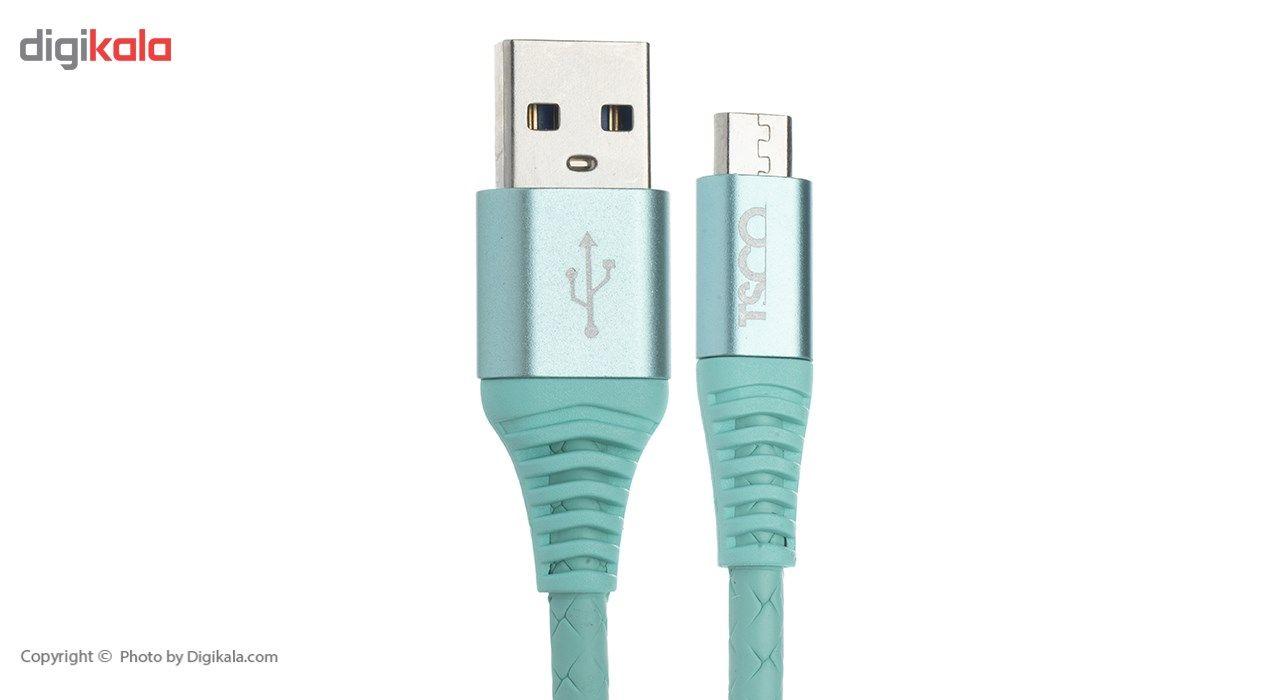 کابل تبدیل USB به microUSB تسکو مدل TC 50 طول 0.9 متر main 1 10