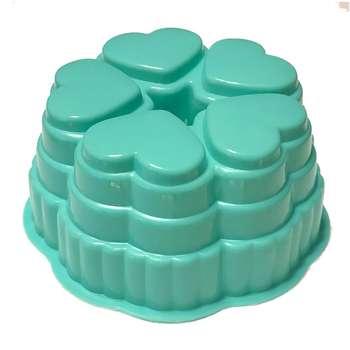قالب پلاستیکی کیک و دسر کیک باکس کد 1026