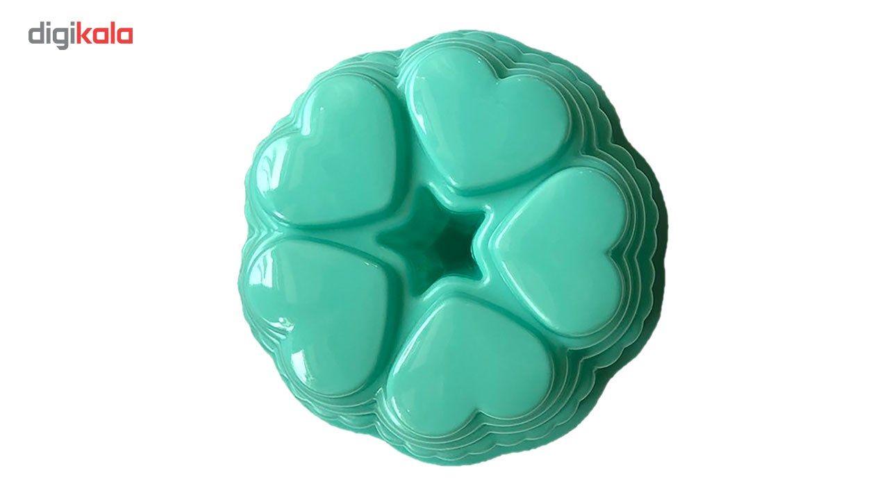 قالب پلاستیکی کیک و دسر کیک باکس کد 1026 main 1 1