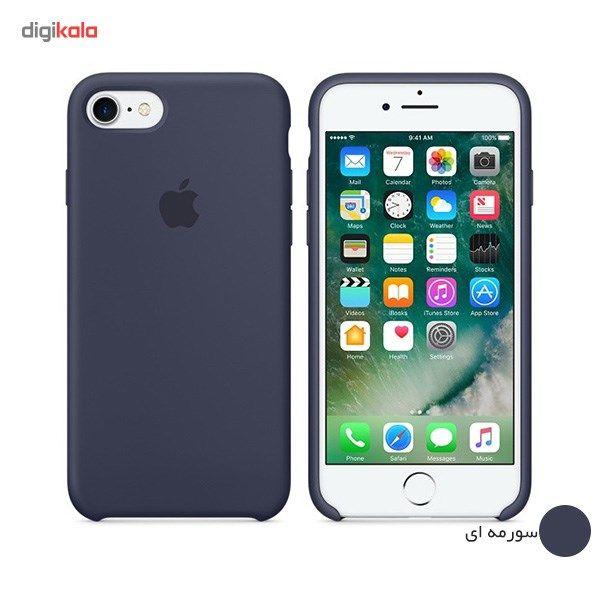 کاور سیلیکونی مناسب برای گوشی موبایل آیفون 7/8 main 1 6
