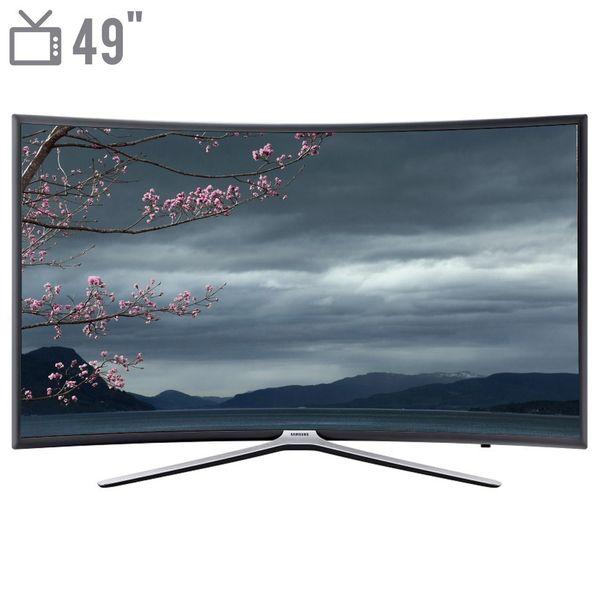 تلویزیون ال ای دی هوشمند خمیده سامسونگ مدل 49M6965 سایز 49 اینچ | Samsung 49M6965 Curved Smart LED TV 49 Inch