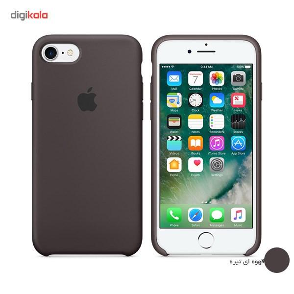 کاور سیلیکونی مناسب برای گوشی موبایل آیفون 7/8 main 1 12