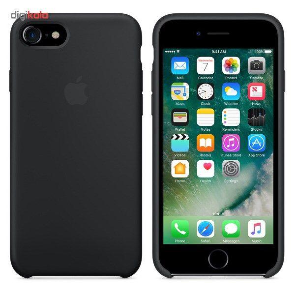 کاور سیلیکونی مناسب برای گوشی موبایل آیفون 7/8 main 1 16