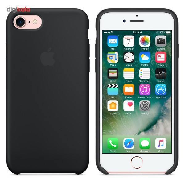 کاور سیلیکونی مناسب برای گوشی موبایل آیفون 7/8 main 1 17