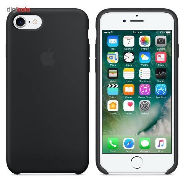 کاور سیلیکونی مناسب برای گوشی موبایل آیفون 7/8 main 1 18
