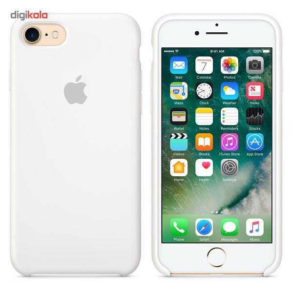 کاور سیلیکونی مناسب برای گوشی موبایل آیفون 7/8 main 1 20